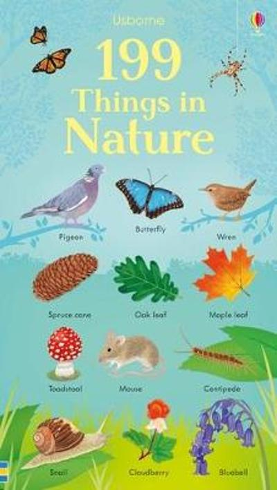 199 Things in Nature - Hannah Watson