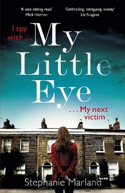 My Little Eye - Stephanie Marland