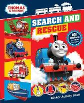 Thomas & Friends: Search and Rescue Sticker Activity Book - Egmont Publishing UK
