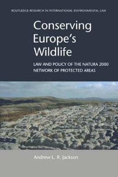 Conserving Europe's Wildlife - Andrew L.R. Jackson