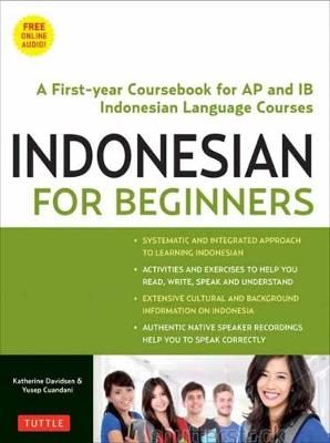 Indonesian for Beginners - Katherine Davidsen