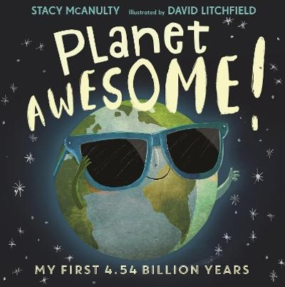 Planet Awesome - Stacy McAnulty