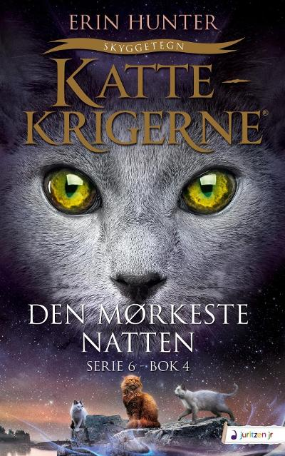 Den mørkeste natten - Erin Hunter