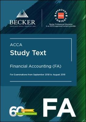 ACCA Approved - Financial Accounting (FA/FFA) for September
