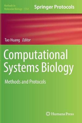 Computational Systems Biology - Tao Huang