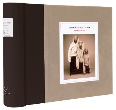 William Wegman Address Book - William Wegman