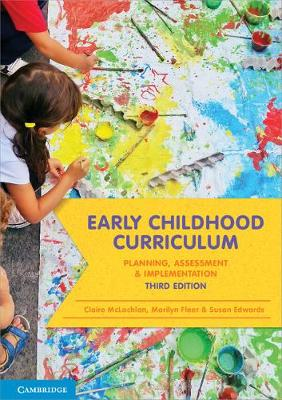 Early Childhood Curriculum - Claire McLachlan