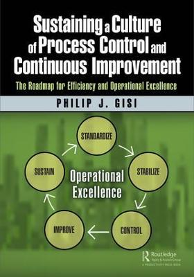 Sustaining a Culture of Process Control and Continuous Improvement - Philip J. Gisi