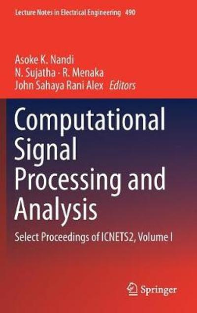 Computational Signal Processing and Analysis - Asoke K. Nandi