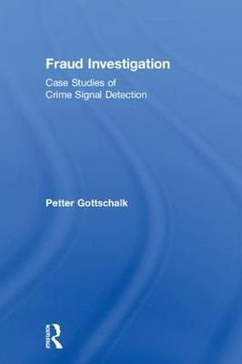 Fraud Investigation - Petter Gottschalk