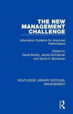 The New Management Challenge - David Boddy