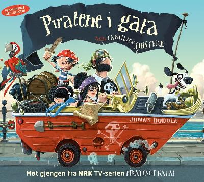 Piratene i gata - Jonny Duddle