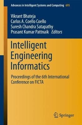 Intelligent Engineering Informatics - Vikrant Bhateja