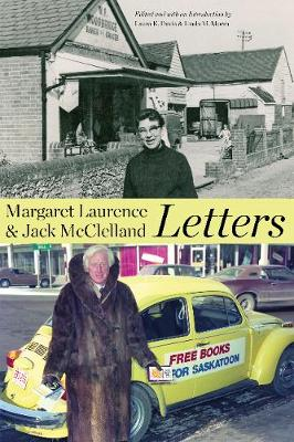 Margaret Laurence and Jack Mcclelland, Letters - Laura K. Davis