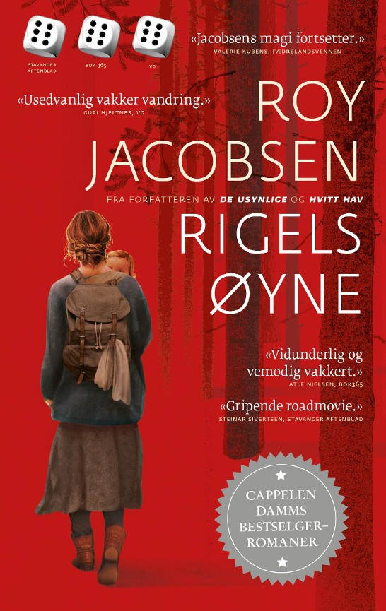 Rigels øyne - Roy Jacobsen