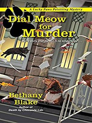 Dial Meow for Murder - Bethany Blake