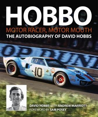 Hobbo : Motor-Racer, Motor Mouth - David Hobbs