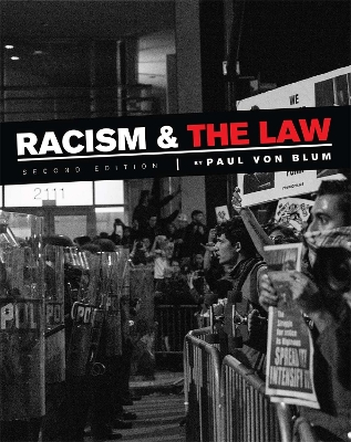 Racism and the Law - Paul Von Blum