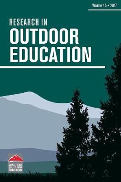 Research in Outdoor Education - Tim O'Connell