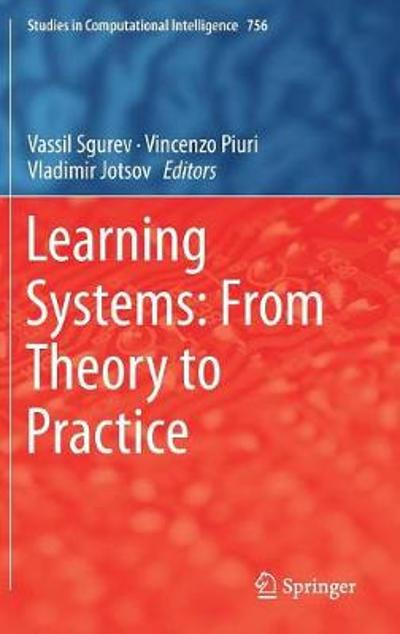 Learning Systems: From Theory to Practice - Vassil Sgurev