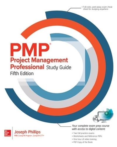 PMP Project Management Professional Study Guide, Fifth Edition - Joseph Phillips