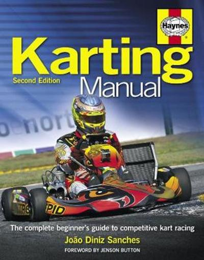 Karting Manual 2nd Edition - Joao Diniz Sanches