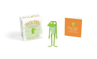 Yoga Frog - Nora Carpenter