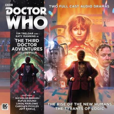 The Third Doctor Adventures Volume 4 - Guy Adams