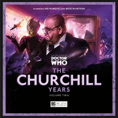 The Churchill Years - Volume 2 - Paul Morris