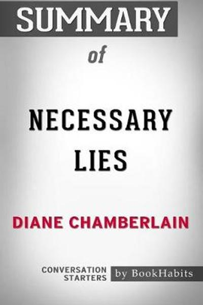 Summary of Necessary Lies by Diane Chamberlain - Bookhabits