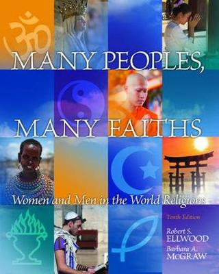 Many Peoples, Many Faiths - Robert Ellwood