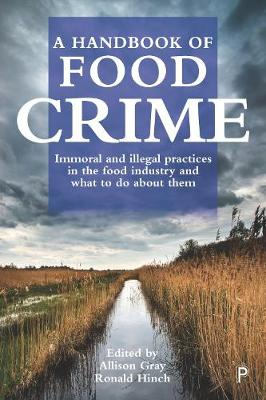 A handbook of food crime - Allison Gray