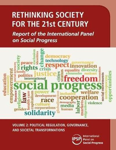 Rethinking Society for the 21st Century: Volume 2, Political Regulation, Governance, and Societal Transformations - IPSP