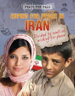 Hoping for Peace in Iran - Jim Pipe