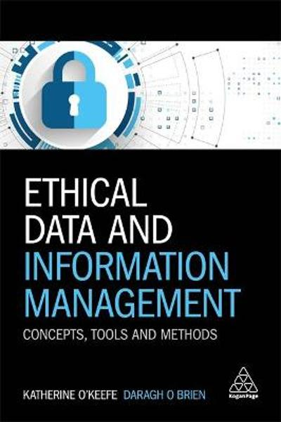Ethical Data and Information Management - Katherine O'Keefe