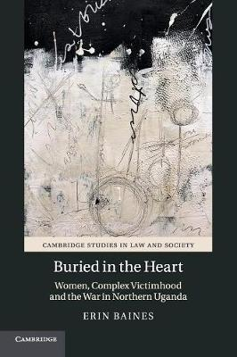 Cambridge Studies in Law and Society - Erin Baines
