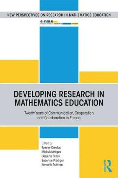 Developing Research in Mathematics Education - Tommy Dreyfus