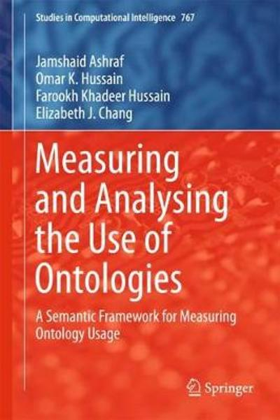 Measuring and Analysing the Use of Ontologies - Jamshaid Ashraf