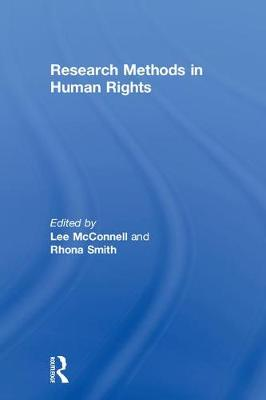 Research Methods in Human Rights - Rhona Smith