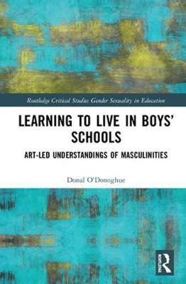 Learning to Live in Boys' Schools - Donal O'Donoghue