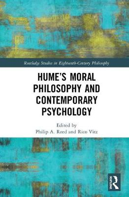Hume's Moral Philosophy and Contemporary Psychology - Philip A. Reed