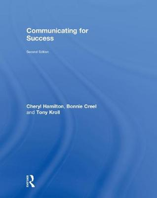 Communicating for Success - Bonnie Creel