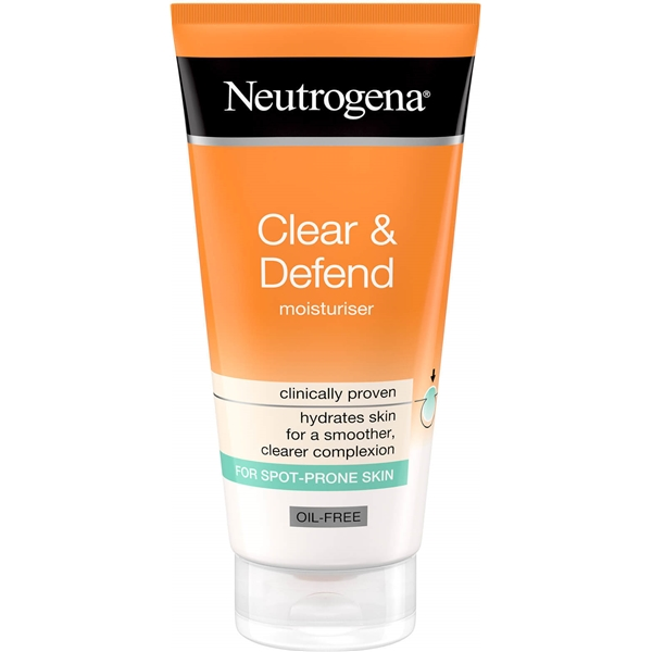 Visibly Clear Spot Proofing Oil Free Moisturiser - Neutrogena