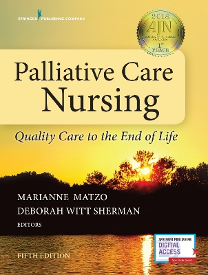 Palliative Care Nursing - Marianne Matzo