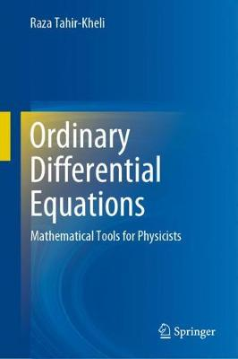 Ordinary Differential Equations - Raza Tahir-Kheli