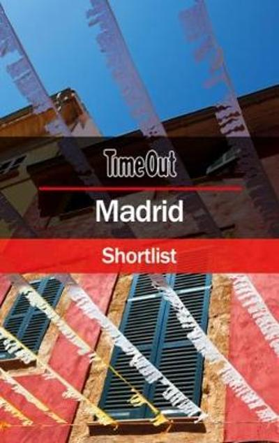 Time Out Madrid Shortlist - Time Out