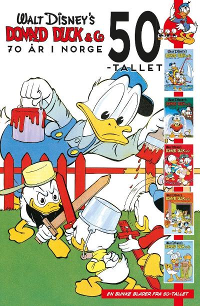 Walt Disney's Donald Duck & co - Anita R. Tveten