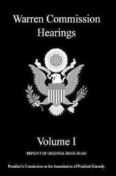Warren Commission Hearings - Michigan Legal Publishing Ltd