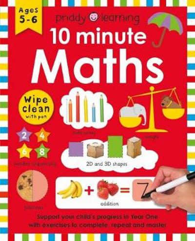 10 Minute Maths - Roger Priddy