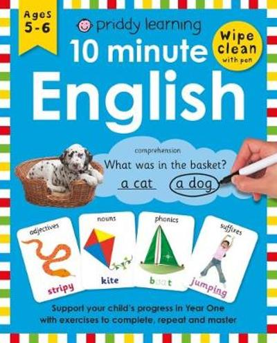 10 Minute English - Roger Priddy